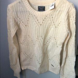 Brand new Abercrombie sweater